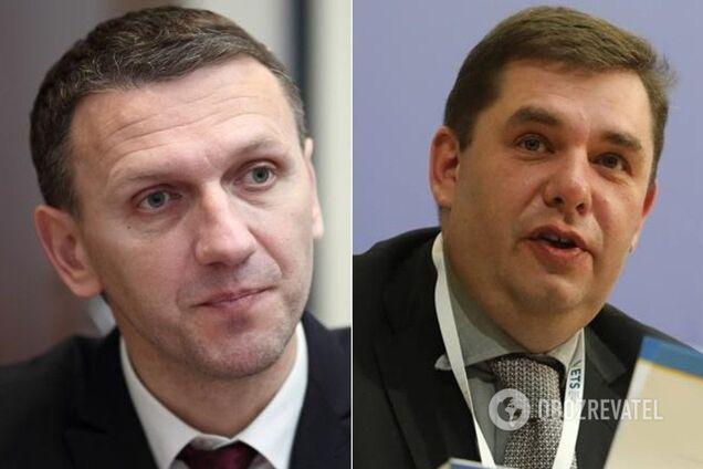 Роман Труба и Александр Третьяков