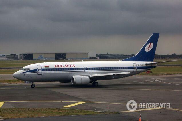 """Літак """"Бєлавіа"""""""