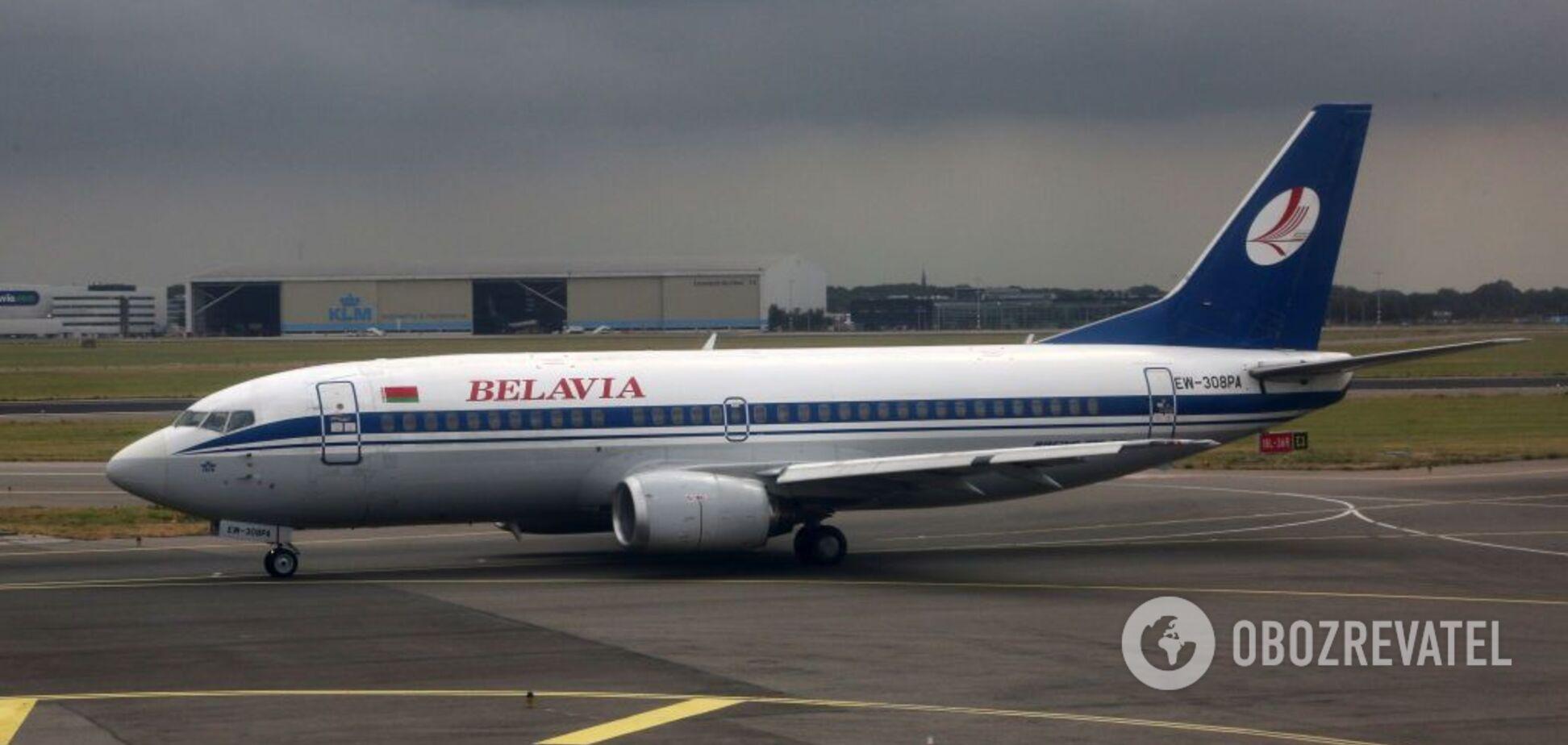 Білоруський літак за наказом розвернули у дорозі: що трапилося