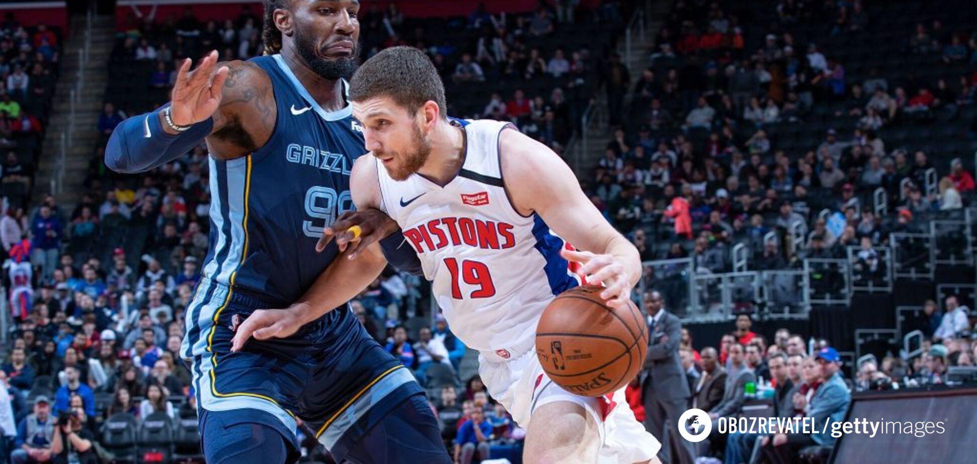 Українець Михайлюк провів розкішний матч в НБА