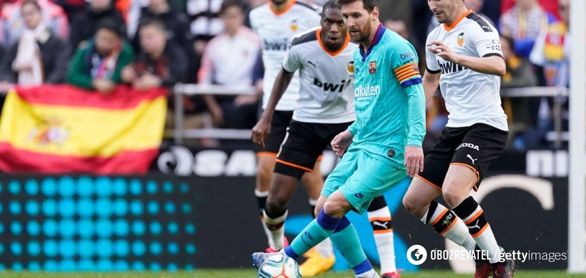 Вперше! 'Барселона' зазнала несподіваної поразки