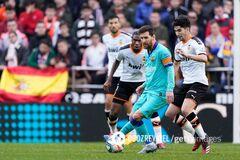 Впервые! 'Барселона' потерпела неожиданное поражение