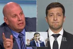 Бродський: команді Зеленського не вистачає потенції, а Саакашвілі – 'відрядник-популіст'