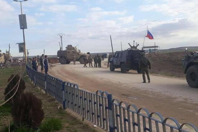 Перехоплення американськими військами російської автоколони