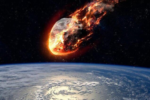 До Землі мчить величезний астероїд