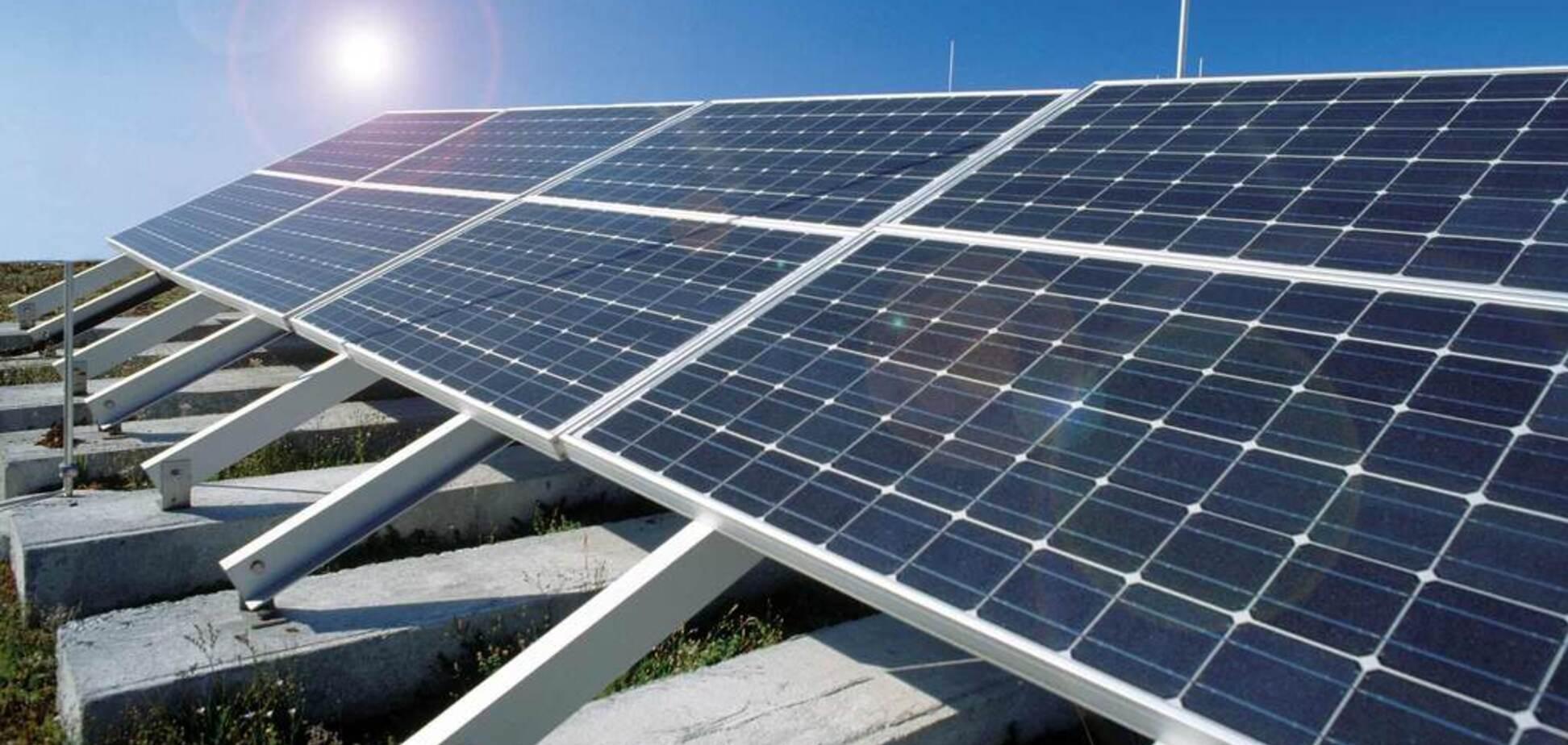 Мировые рекордсмены: назван список крупнейших производителей солнечных панелей