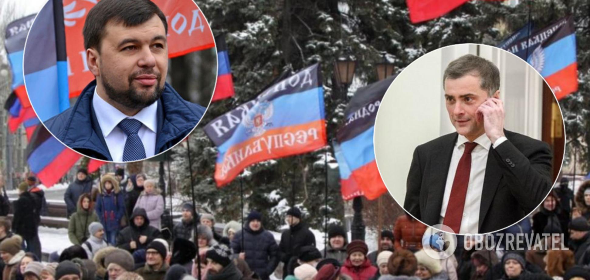 Решается судьба Донбасса? Главарь 'ДНР' Пушилин внезапно покинул Донецк