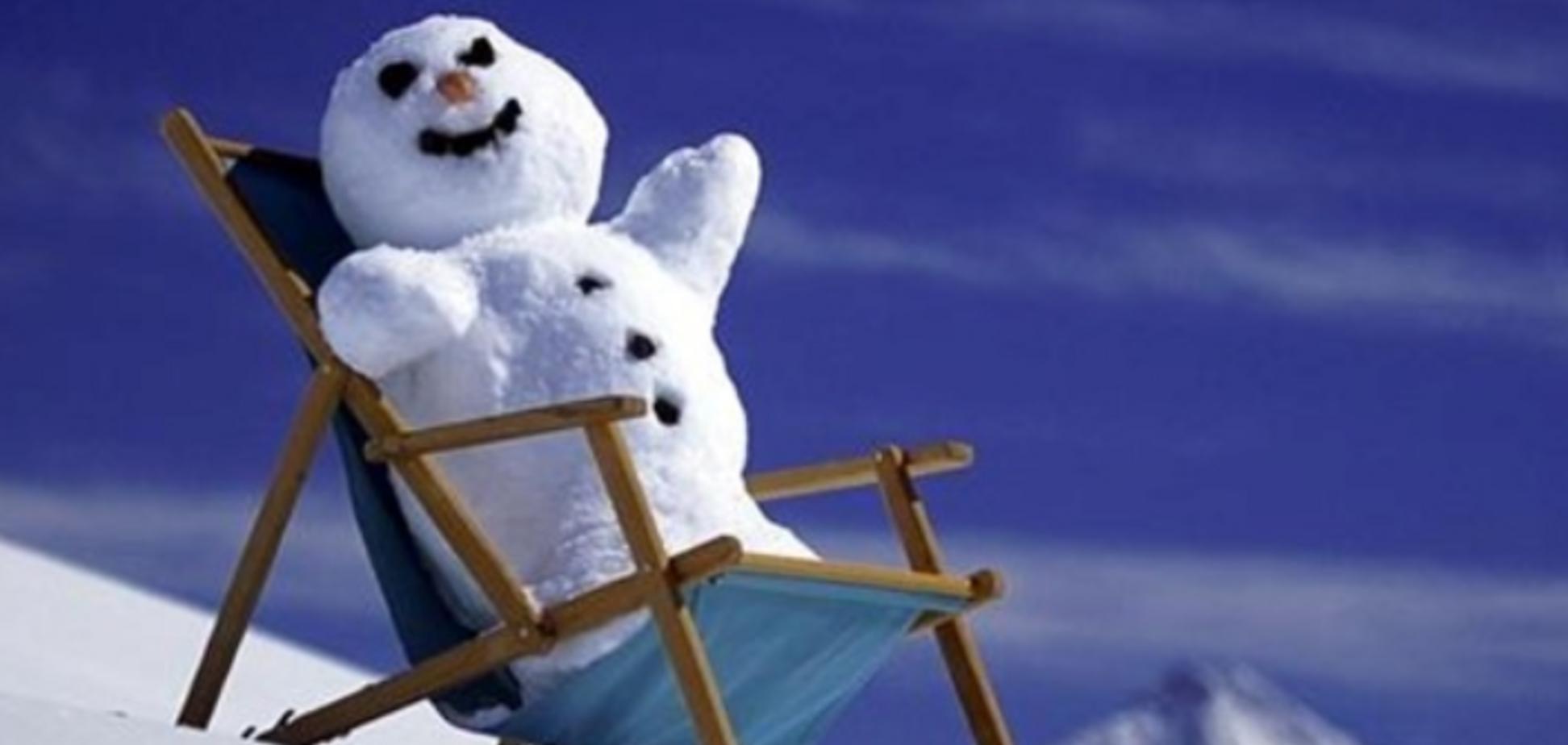 Погода в Україні: з'явився аномальний прогноз на лютий