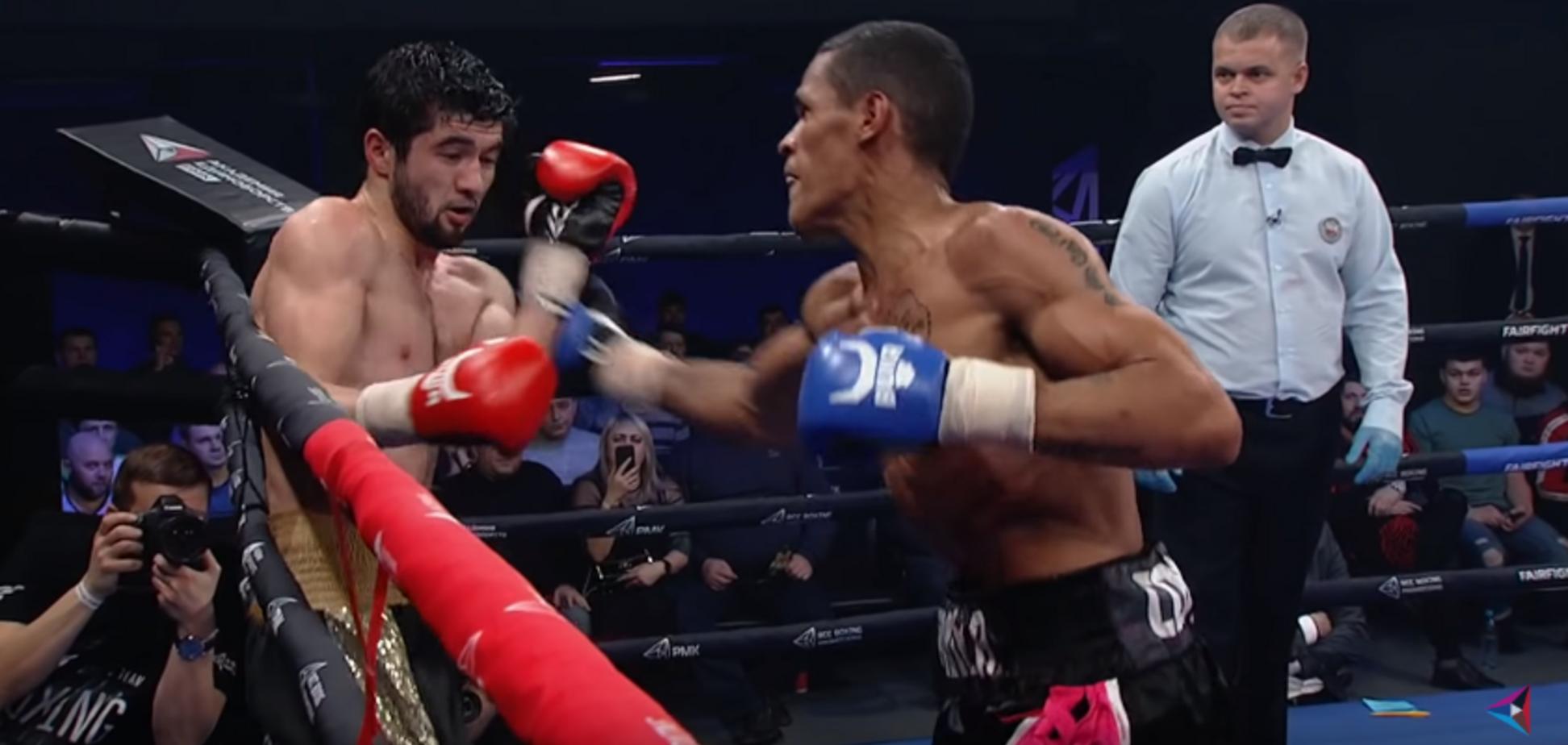 Непереможний боксер сенсаційно програв нокаутом