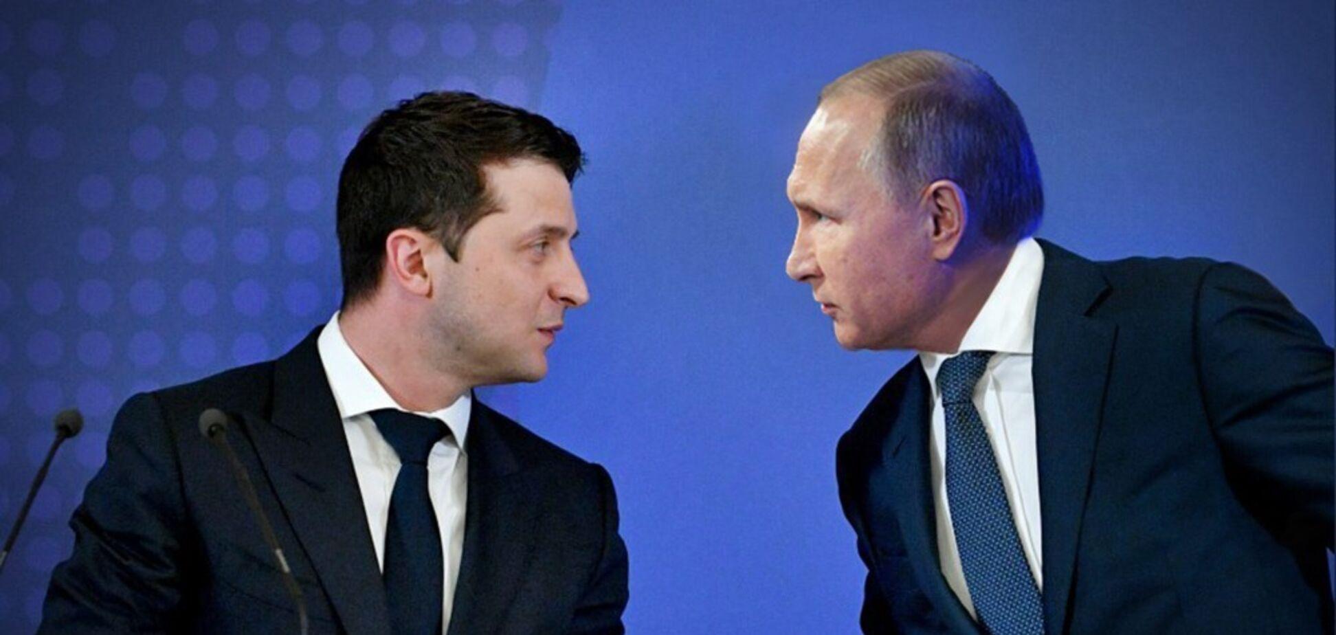 У Путіна заявили про 'ефективний контакт' із Зеленським