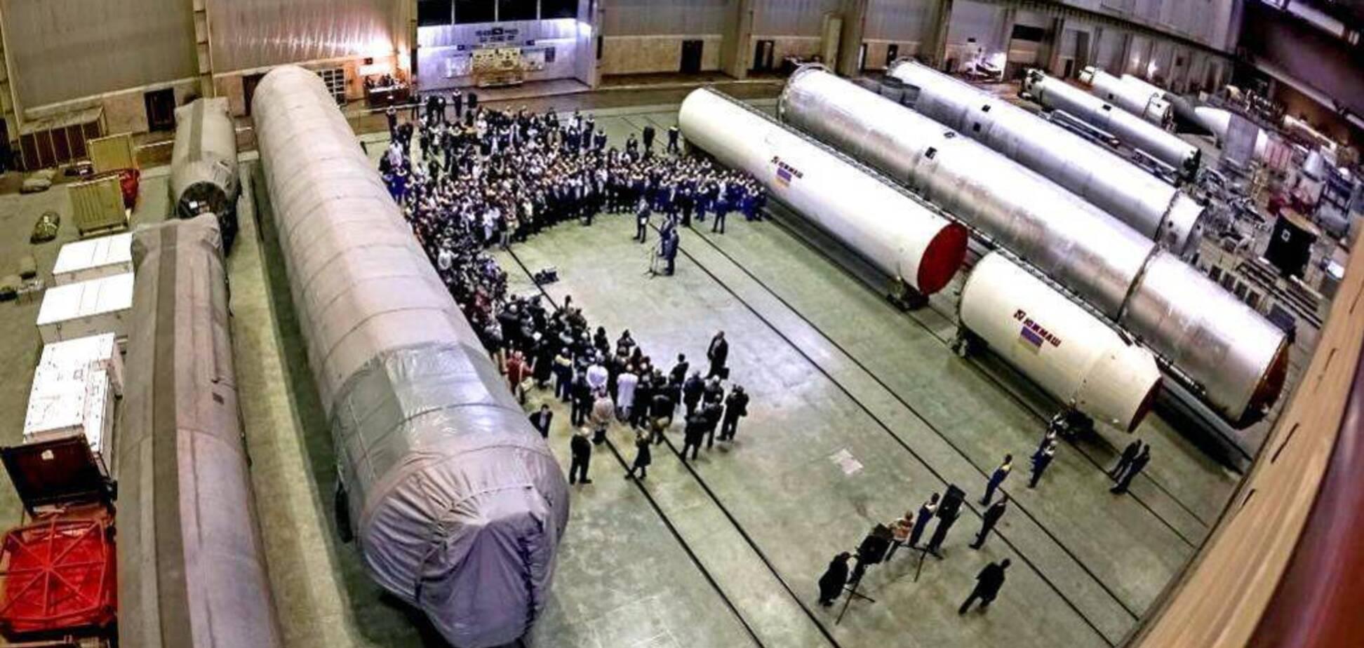 'Південмаш' купив у Росії алюмінію на 43 млн грн