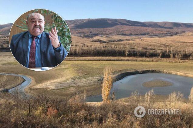 Володимир Паштецкій запропонував Криму брати воду зі стічних вод або отримувати з повітря