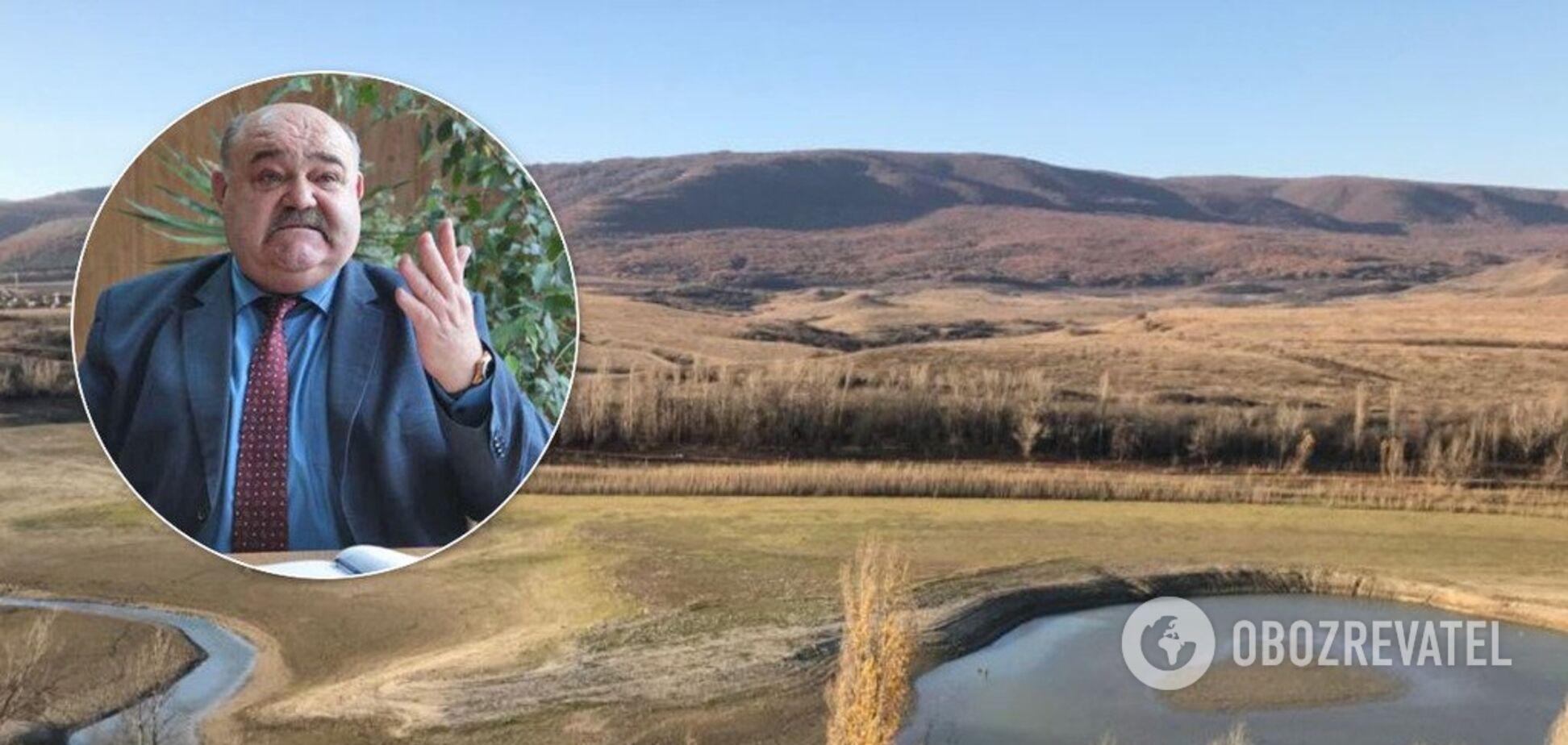 'Воду с воздуха!' Оккупанты дали маразматичный совет засыхающему Крыму