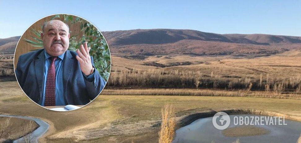 'Воду з повітря!' Окупанти дали маразматичну пораду засихаючому Криму