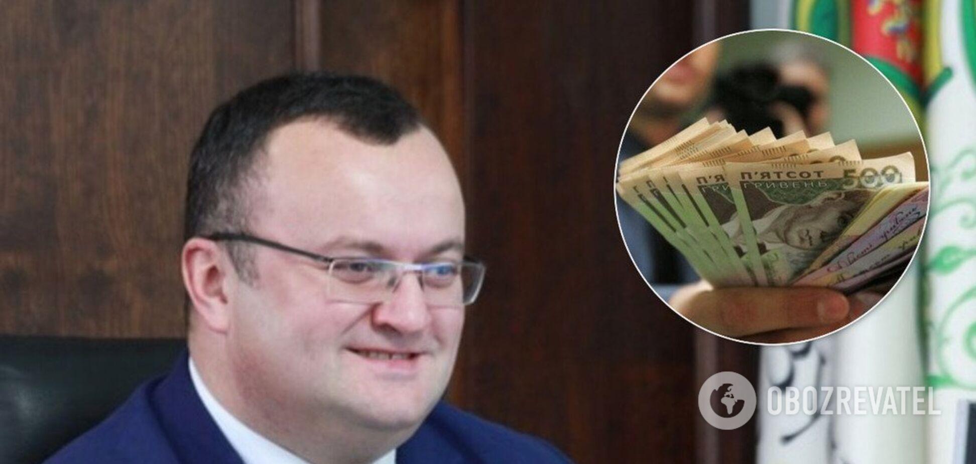 Мэр Черновцов отсудил 264 тыс. компенсации за незаконную отставку