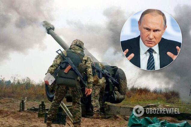 """У Кремлі розуміють неможливість """"вирішення українського питання"""" військовими методами"""