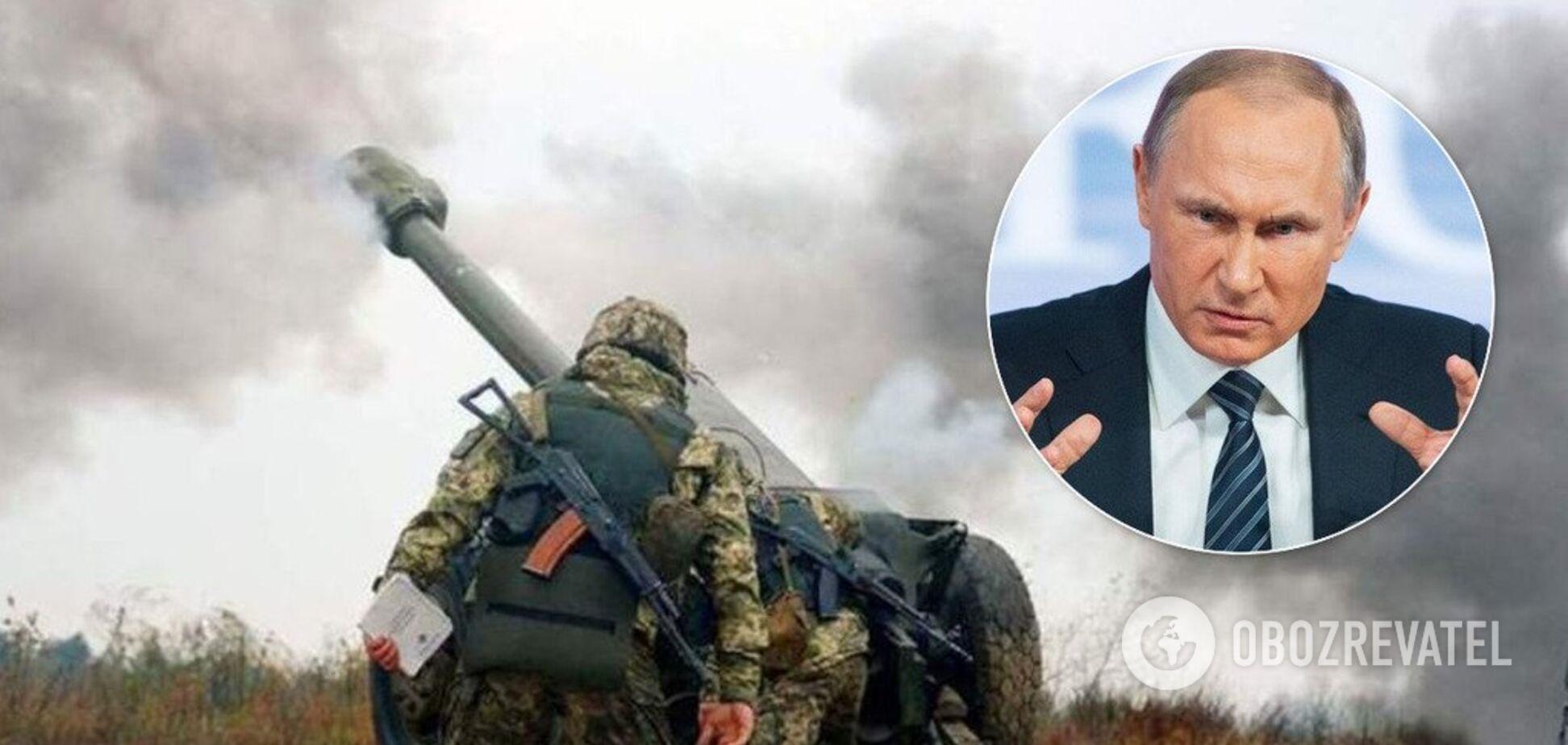 'План 'Шатун': Карін описав нову спробу Путіна вгамувати Донбас