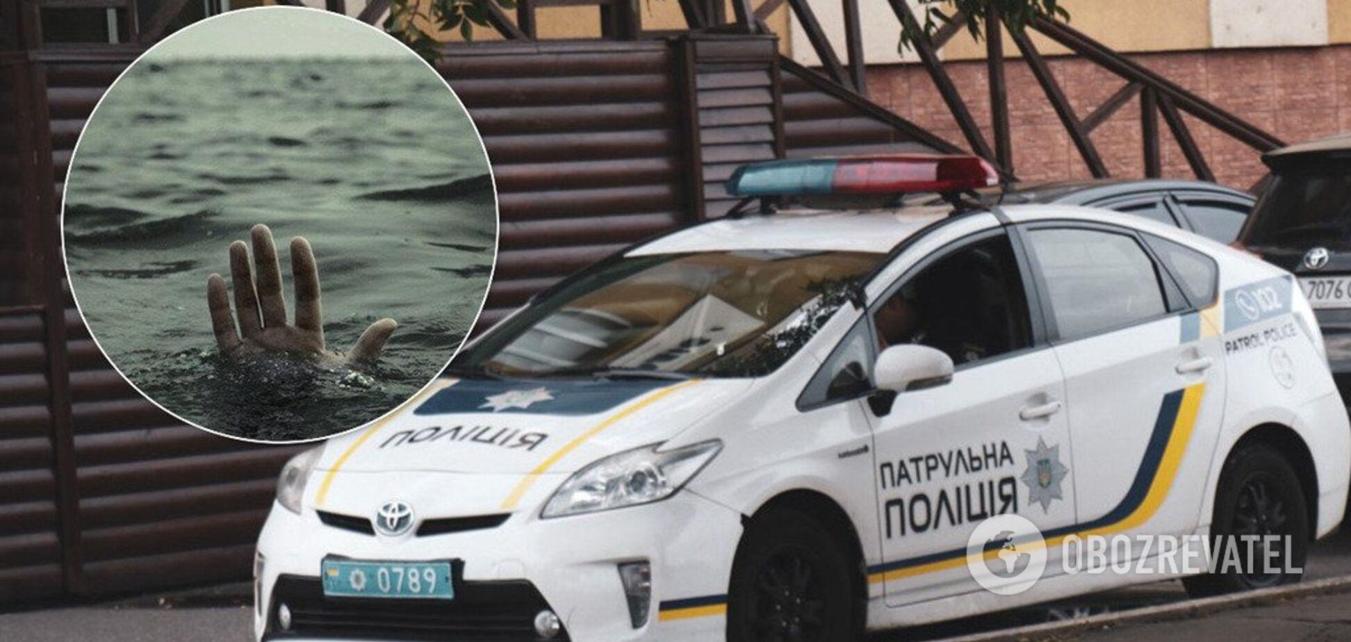 В Киеве в озере обнаружили тело мужчины: фото 18+