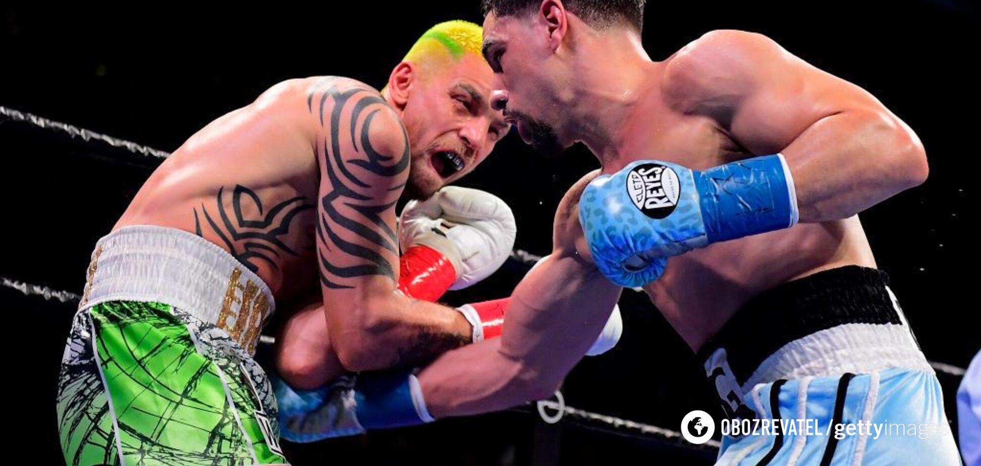 Знаменитый украинский боксер проиграл важнейший бой в карьере