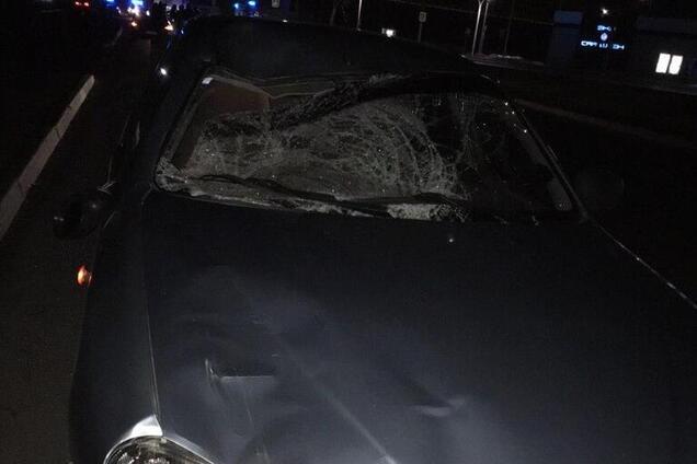 Задержан водитель, который сбил пешеходов