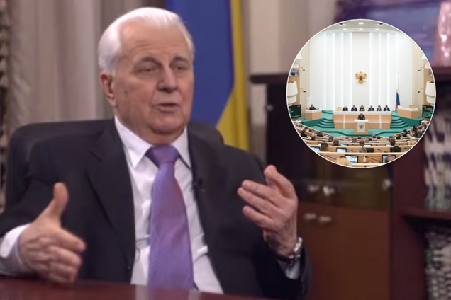 Кравчук заявив, що Донбас повернеться в Україну сам