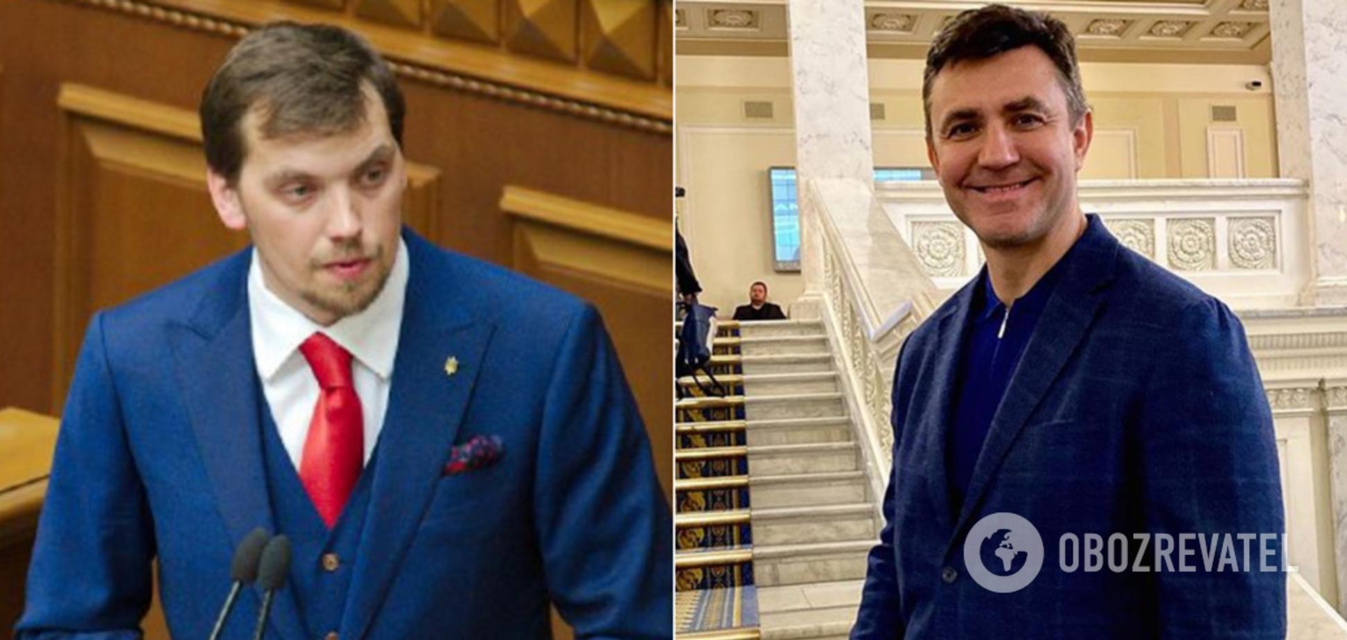 Новий прем'єр чи мер Києва? Тищенко висловився про свою долю в 'Слузі народу'