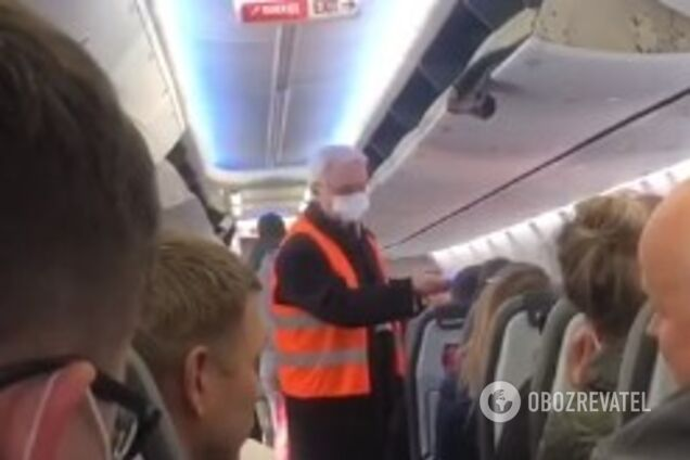 """В """"Борисполі"""" почали перевіряти пасажирів через коронавірус"""