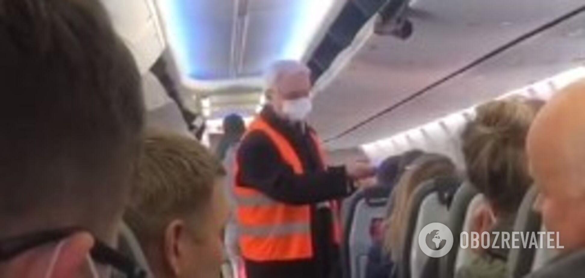 В 'Борисполі' почали перевіряти пасажирів через коронавірус