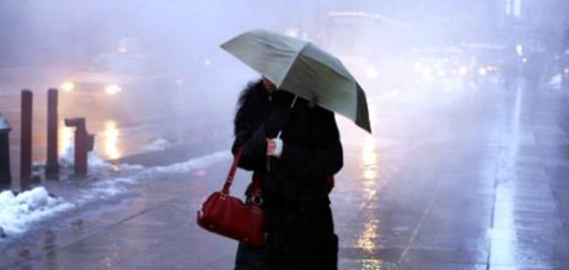 Погода в Україні: з'явився прогноз на початок тижня