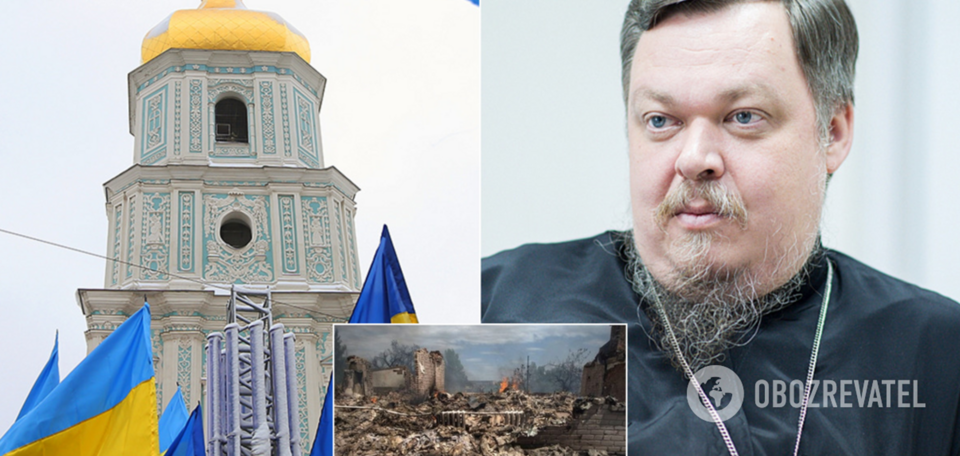 Закликав захопити Україну і проклинав ПЦУ: що говорив померлий Чаплін про Україну