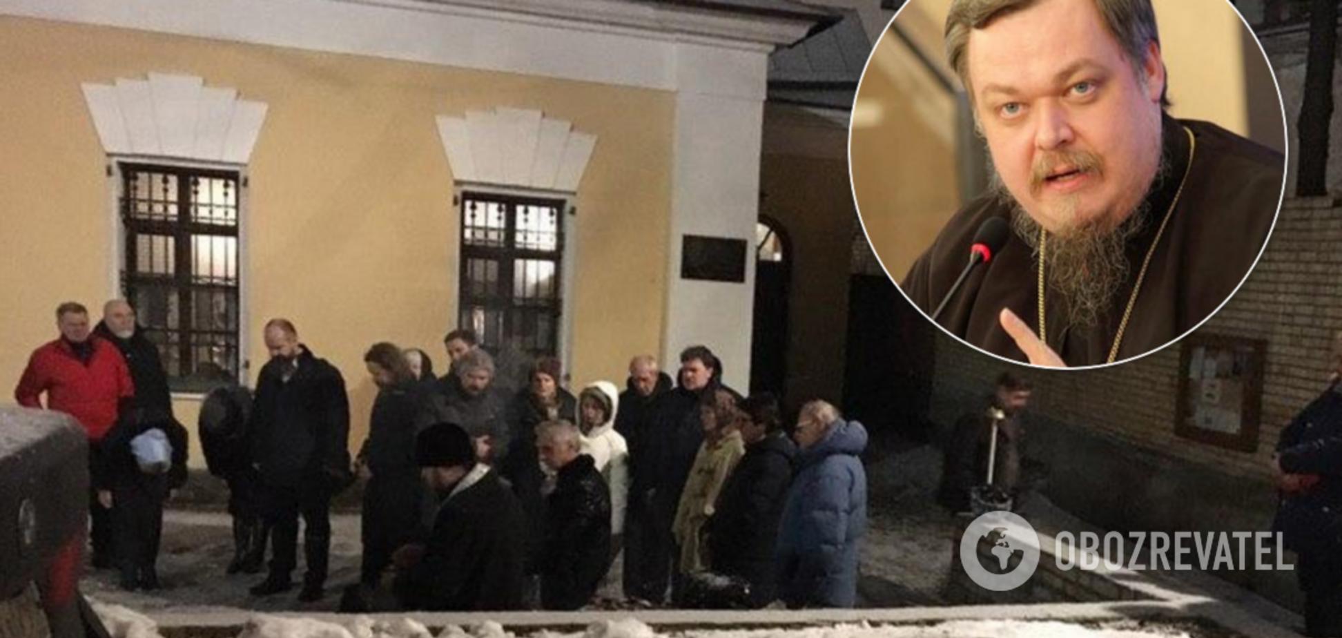 'Задихався, посинів і впав': як помер пропагандист РПЦ Чаплін, який ненавидів Україну