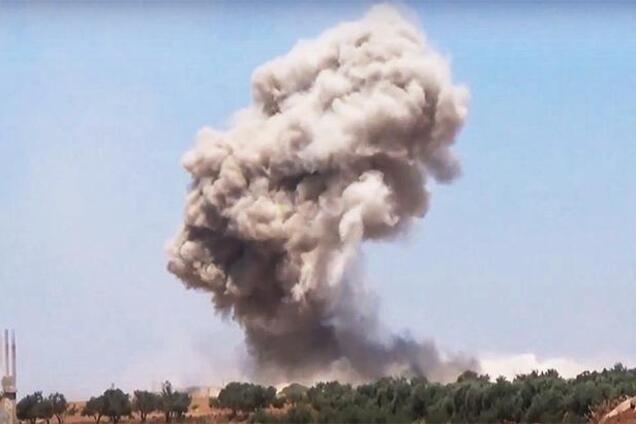 Боевые самолеты Израиля ударили по сектору Газа