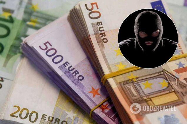 Подделка евро