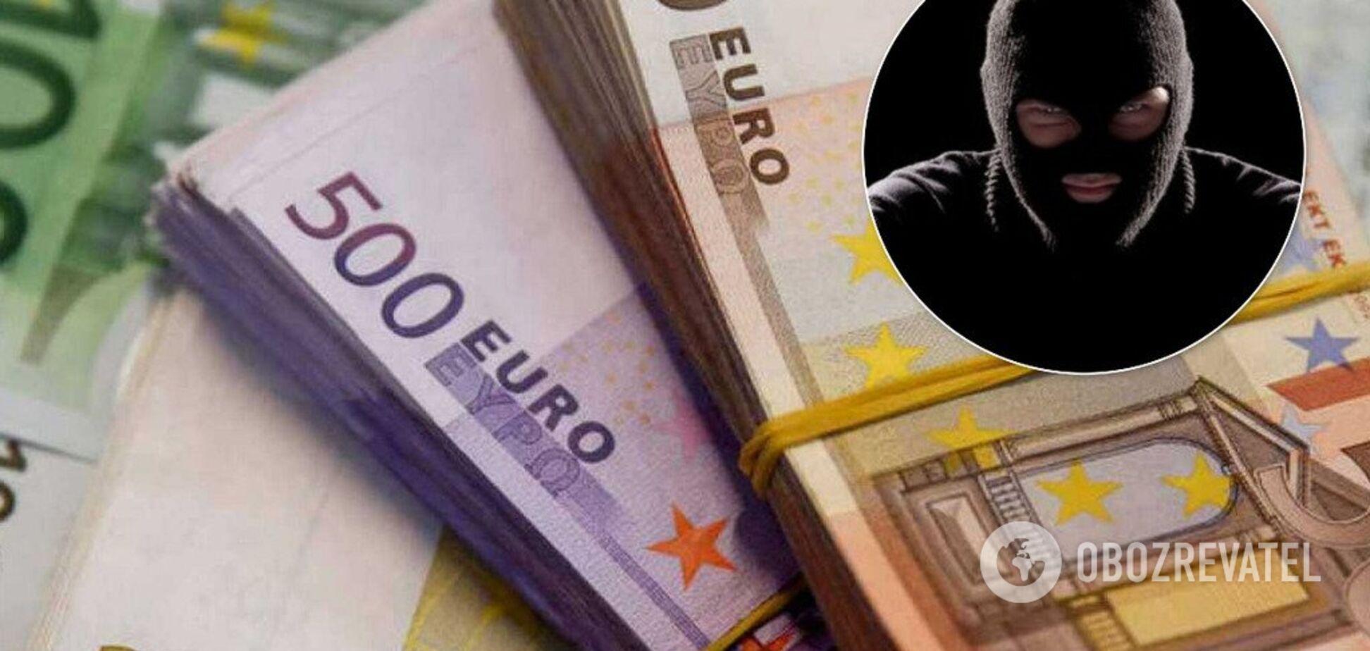 В Европе произошел всплеск подделок евро: названы самые 'опасные' купюры