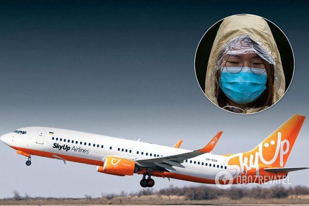 Полеты в Китай