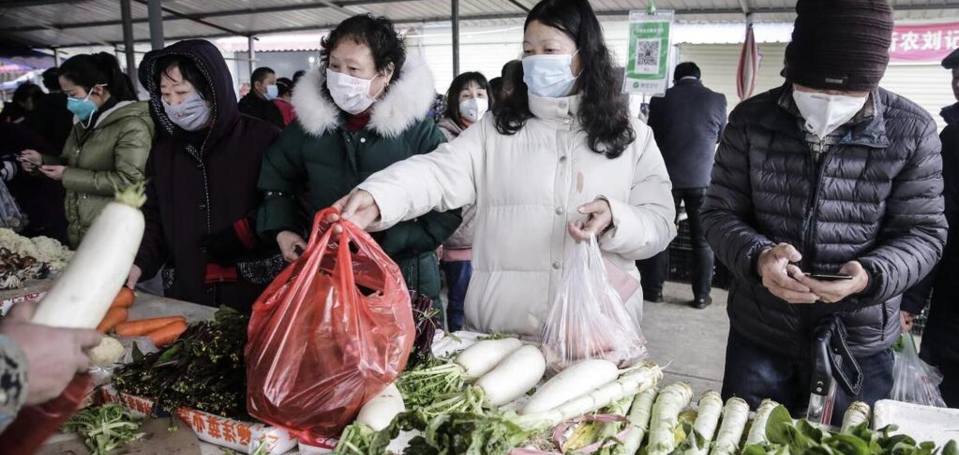 Коронавірус: названа правдива кількість жертв в Китаї
