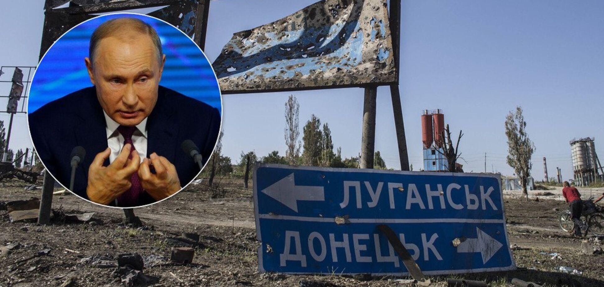 Путин готов сдать 'Л/ДНР'? Российский политик пояснил замену Суркову