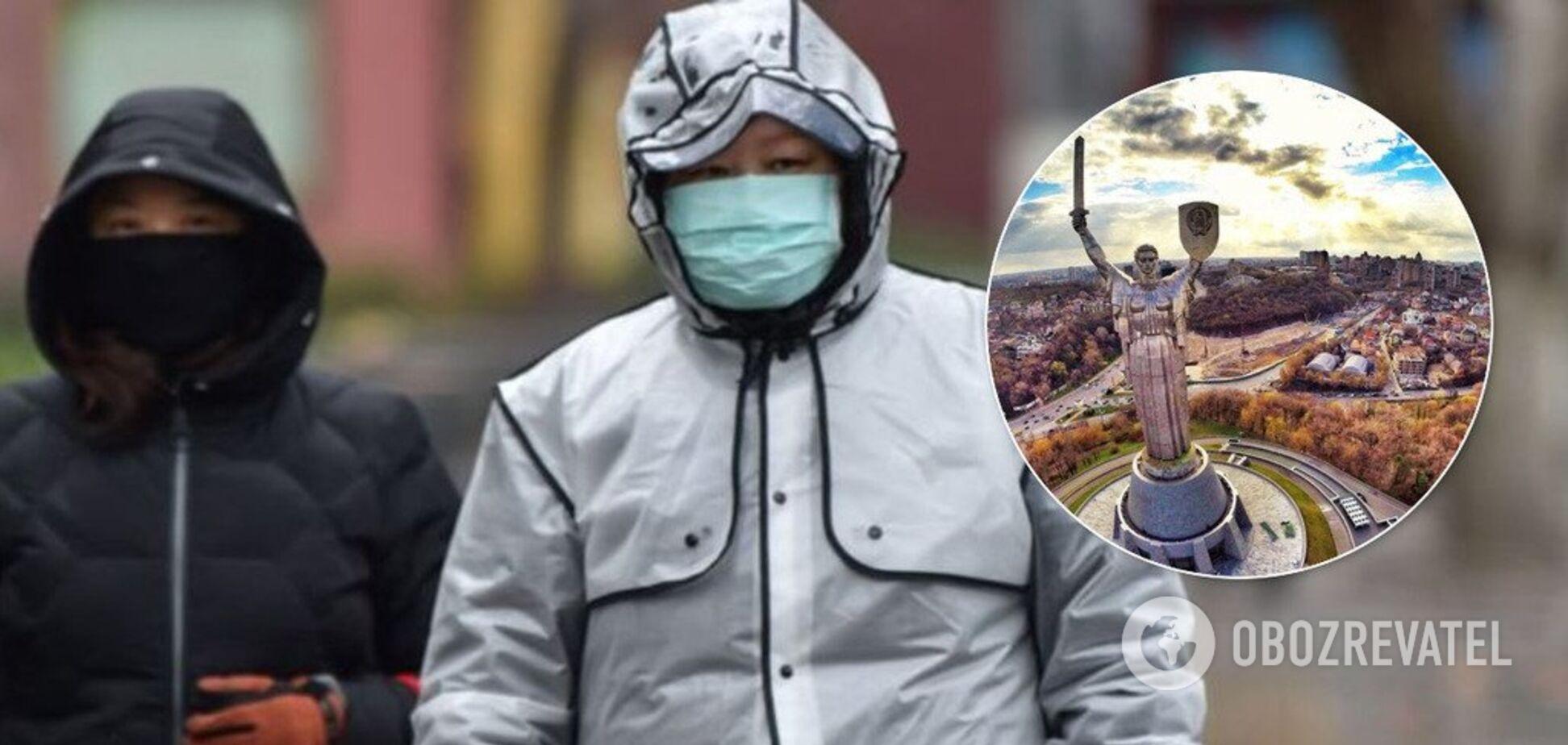 У Києві зареєстрували випадок коронавірусу. Ілюстрація