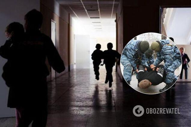 В России предотвратили теракт в школе