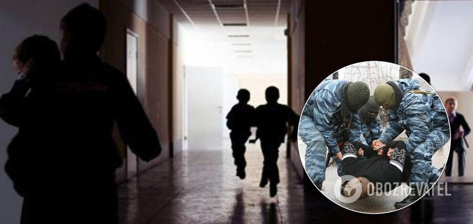 По следах 'керченского стрелка': в России школьников заподозрили в подготовке теракта