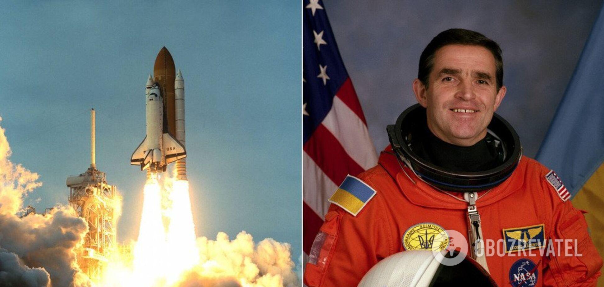 Перший українець у космосі: як Леонід Каденюк прославив свою батьківщину