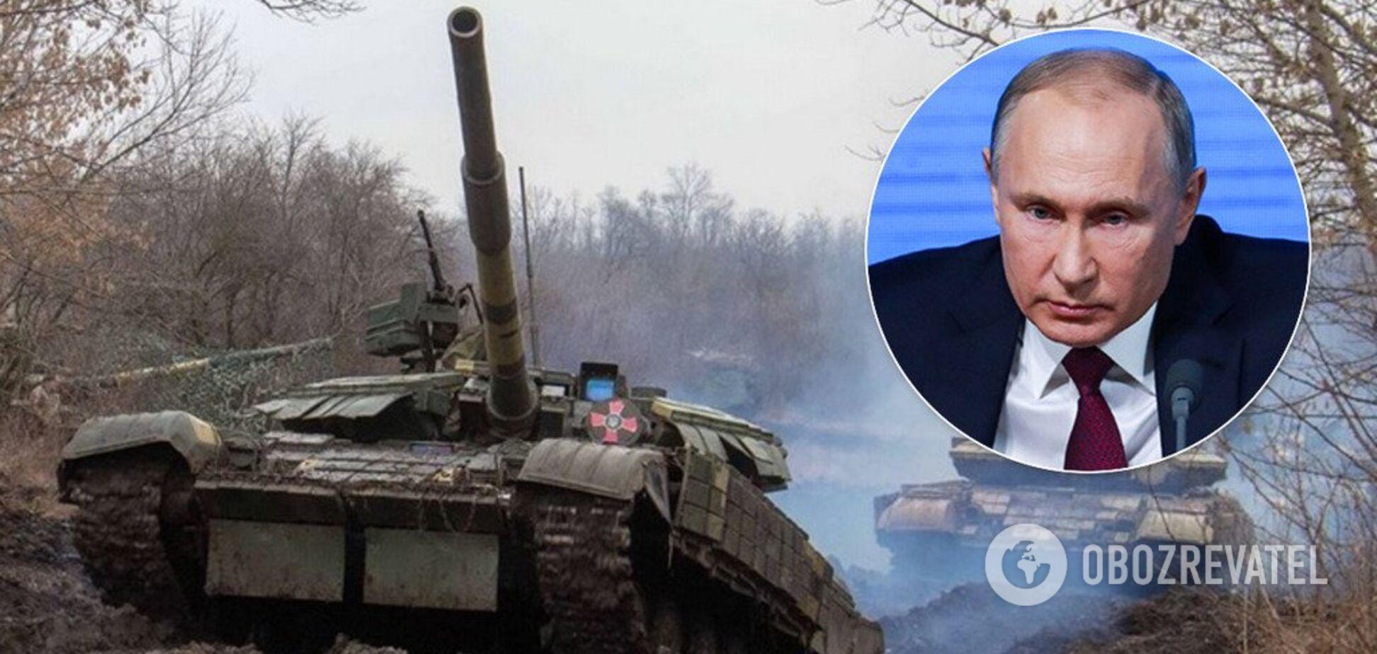 Человек Путина пришел развернуть Зеленского по Донбассу