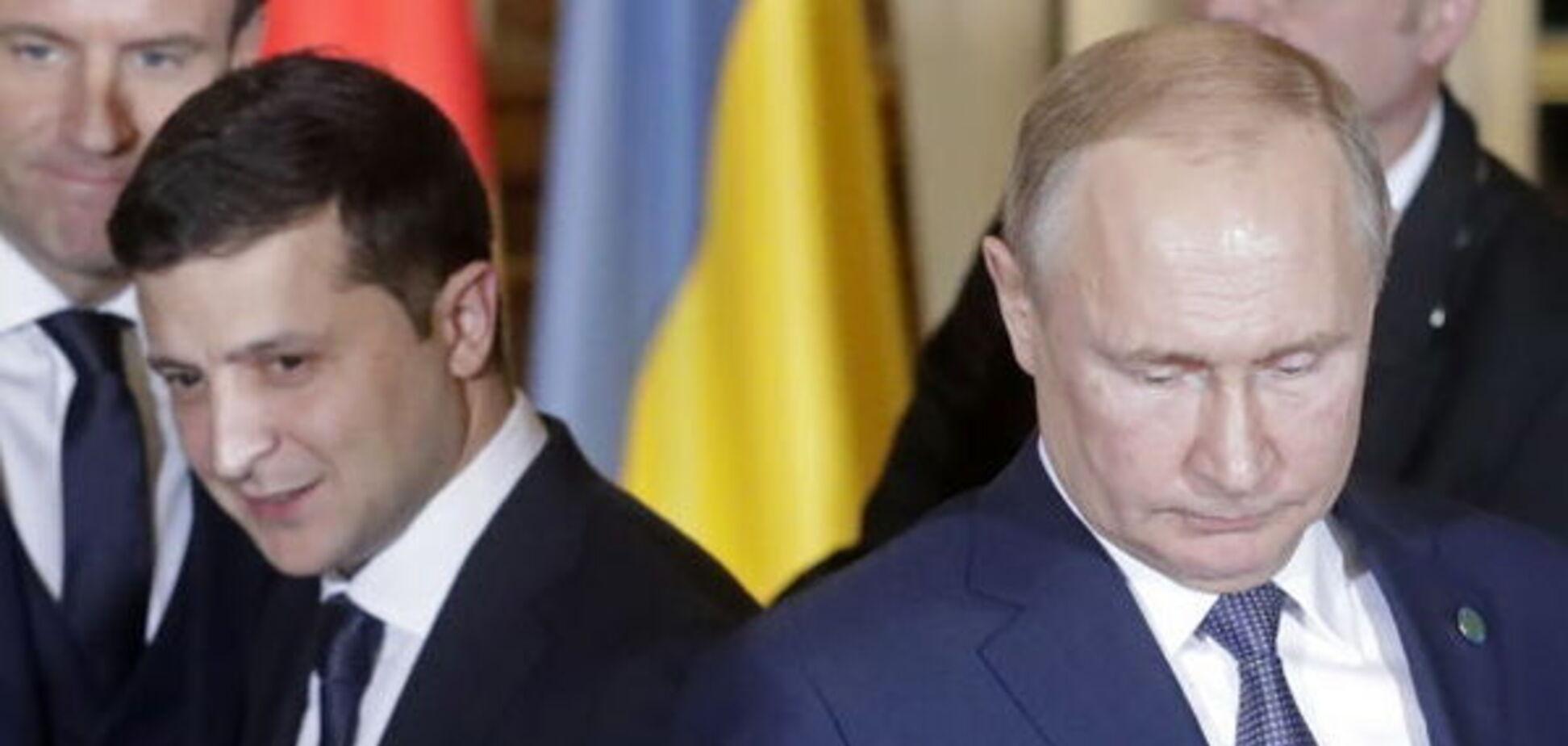 Путин уходит из Донбасса