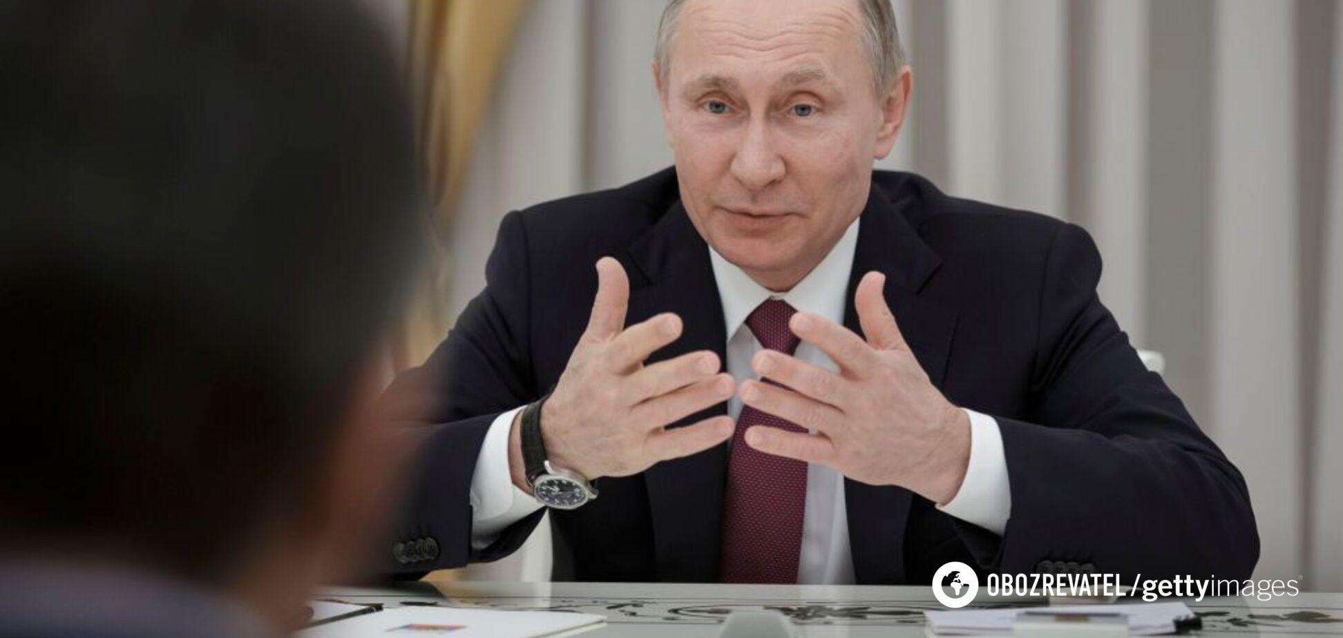 Він дуже поспішає: названа вирішальна дата для Путіна