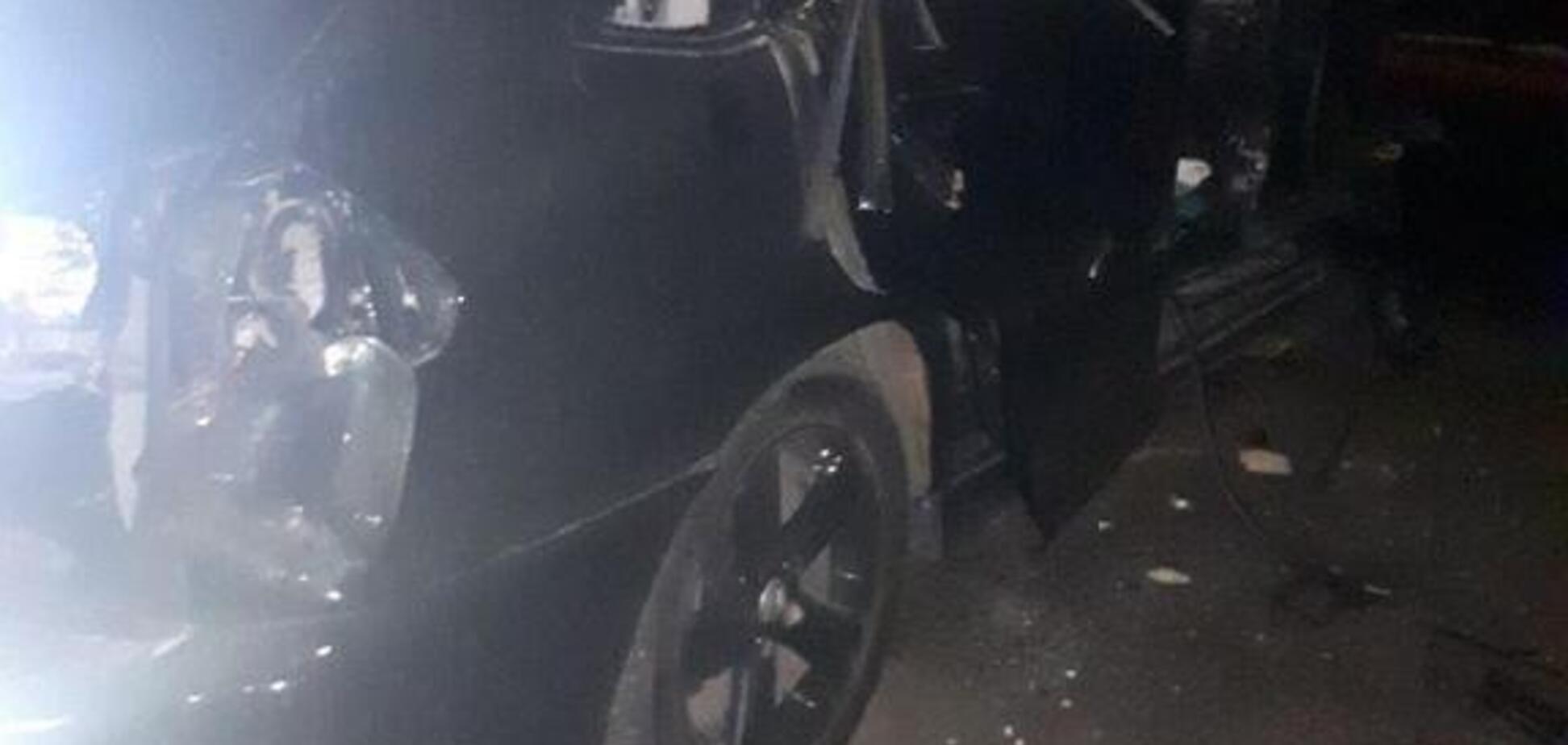 Lexus с россиянами попал в жуткое смертельное ДТП на Черкащине. Фото
