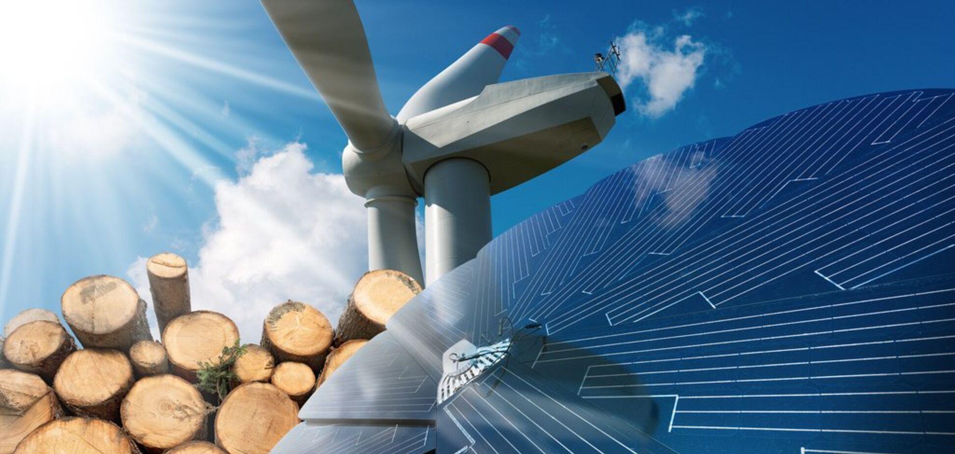 Найпопулярніші у світі джерела 'зеленої' енергії: названо список
