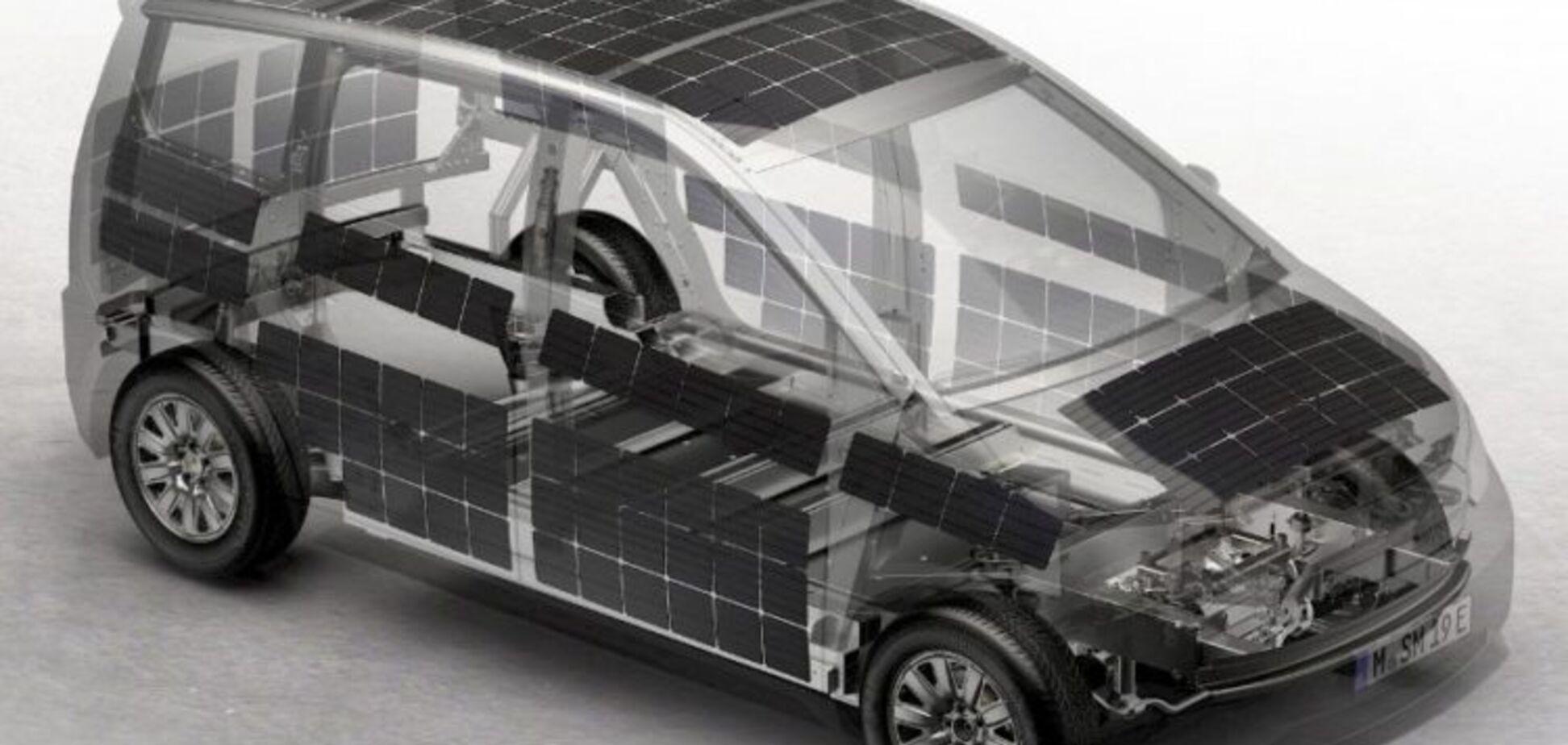 В Германии создадут уникальный 'солнечный' электромобиль: собрали десятки миллионов