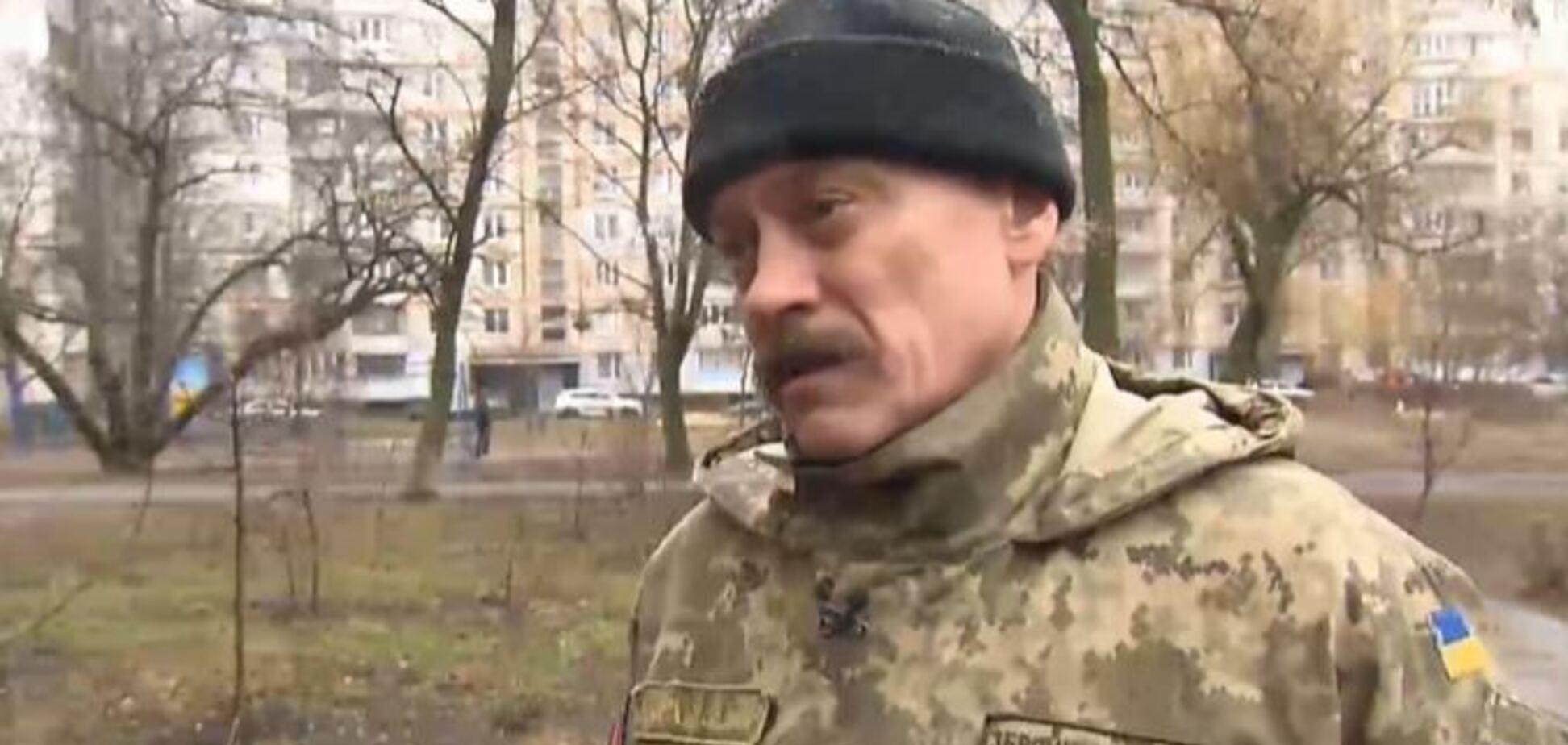 В Харькове пытались подорвать украинского разведчика, опозорившего россиян на Донбассе