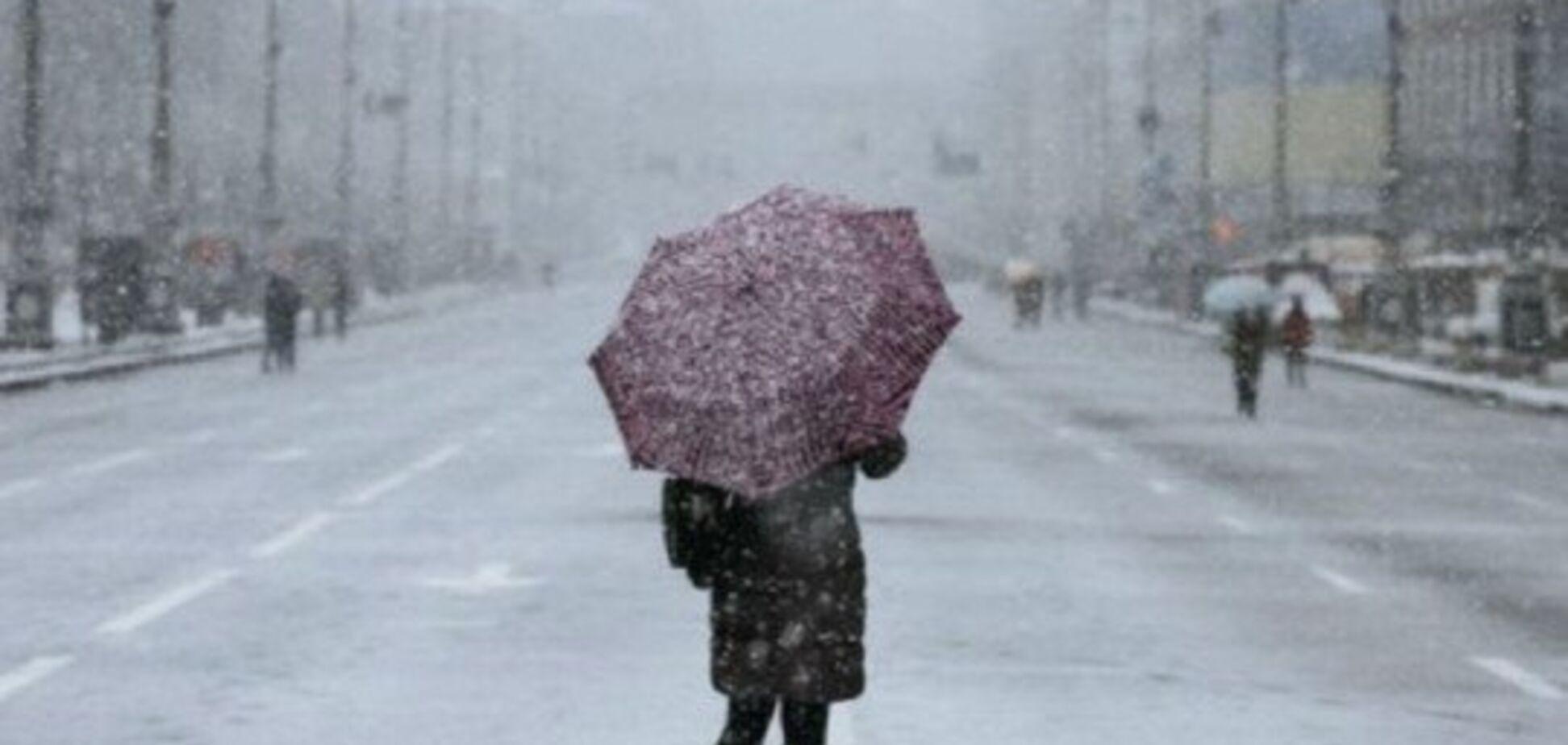 Погода різко погіршиться: Україну накриє сніжна буря