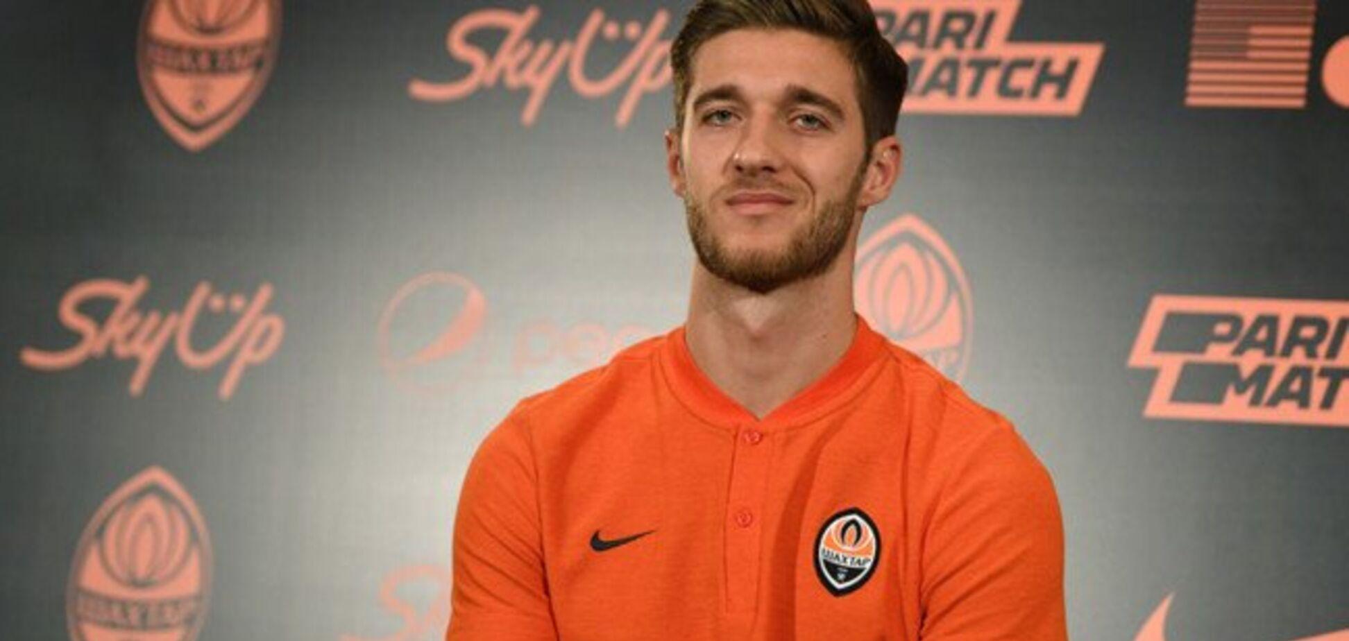 Должен покинуть! Украинского футболиста 'Шахтера' выгнали из клуба